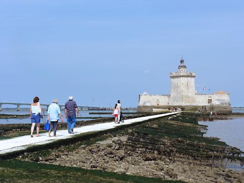Fort louvois marennes ol ron charente maritime - Office du tourisme bourcefranc le chapus ...